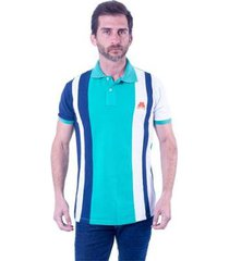 camisa polo hipica polo club trios jade masculina