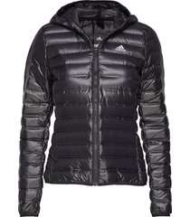varilite down jacket w gevoerd jack zwart adidas performance