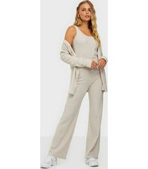nly trend three piece set jumpsuits