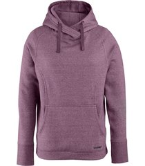 wolverine madison pullover hoody plum heather, size xxl