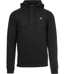 sweater le coq sportif tech hoody 1/2 zip