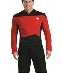 buyseason men's star trek deluxe shirt costume