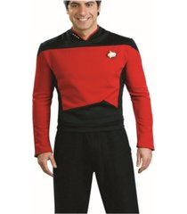 buyseason men's star trek deluxe shirt costume