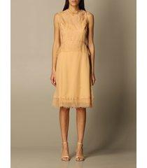 alberta ferretti dress alberta ferretti dress in silk chiffon and lace