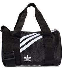 bolso negro adidas mini duffel