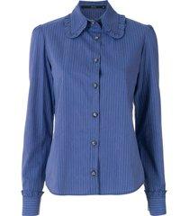 eva frufru shirt - blue