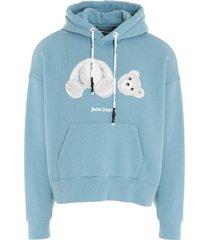 palm angels ice bear sweatshirt
