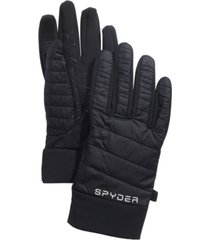 spyder women's glissade hybrid gloves