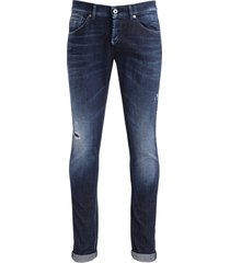 jeans with micro breaks