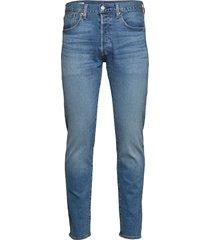 501 slim taper ironwood overt jeans blå levi´s men