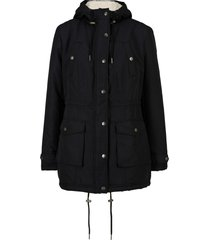 parka foderato (nero) - bpc bonprix collection