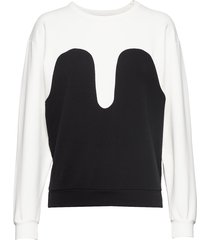 magic sweater sweat-shirt trui wit r/h studio