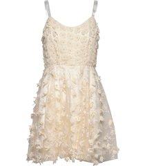 marisol dress kort klänning creme ida sjöstedt