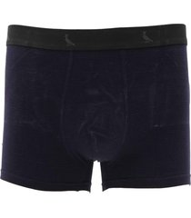 cueca reserva boxer shelder azul-marinho - azul marinho - masculino - algodã£o - dafiti