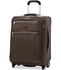 travelpro platinum elite 2-wheel international softside carry-on