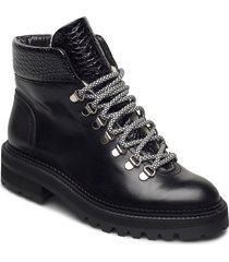 shoes - billi bi sport höga sneakers svart billi bi