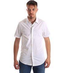 overhemd korte mouw calvin klein jeans j30j312324