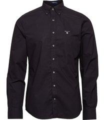 the broadcloth slim bd overhemd business blauw gant