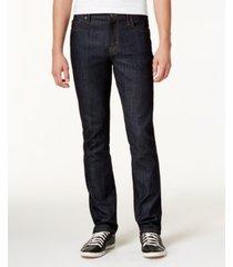 william rast men's slim straight fit dean jean
