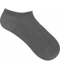 calzedonia - cashmere liner socks, 42-43, grey, men