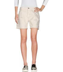 twin-set jeans denim bermudas