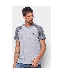 camiseta element archie masculina