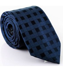 gravata isla galerias jacquard 1200 fios cor azul escuro