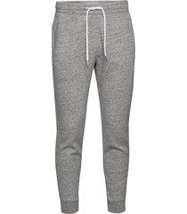 jogger sweatpants mjukisbyxor grå hollister