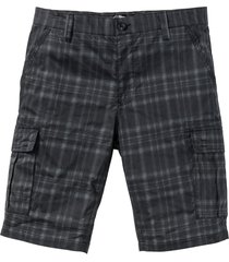 bermuda cargo loose fit (nero) - bpc bonprix collection