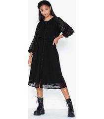 jacqueline de yong jdyblair 3/4 long dress wvn exp loose fit dresses
