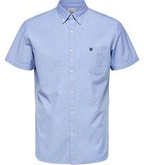 overhemd collect lichtblauw