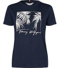 t-shirt brigit donkerblauw