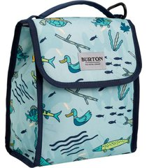 lonchera lunch sack 6l cooler bag multicolor burton