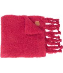 45x230 mohair scarf