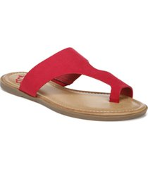 fergalicious sassy toe thong flat sandals women's shoes