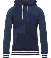 acne studios blå konst sweatshirts