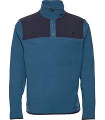 m tkaglcr snpnk po sweat-shirts & hoodies fleeces & midlayers blauw the north face