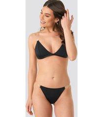 ow intimates tahiti bikini bottom - black