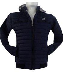 chaqueta impermeable para hombre