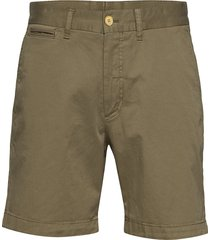 lt twill chino shorts shorts chinos shorts grön morris