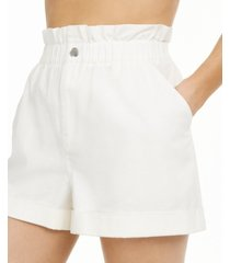 danielle bernstein paperbag waist shorts, created for macy's