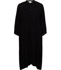 molla dress jurk knielengte zwart second female