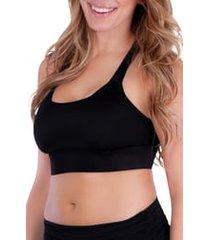 women's belly bandit nursing sports bra