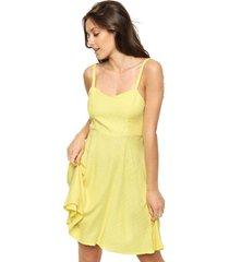 vestido amarillo mochi verona