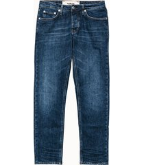 haikure jeans cleveland in denim scuro
