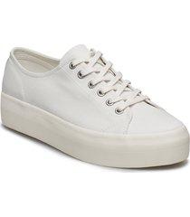 peggy låga sneakers vit vagabond