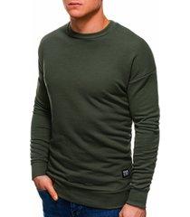 ombre sweater heren klassiek - groen b1229