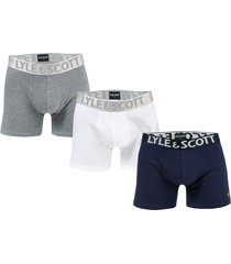 mens oliver 3 pack boxer shorts