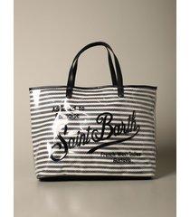 mc2 saint barth tote bags las vegas mc2 saint barth bag in striped pvc