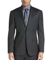 awearness kenneth cole gray tic slim fit suit